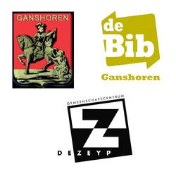 Erfgoedbank Ganshoren logo