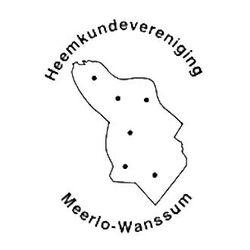 Heemkundevereniging Meerlo-Wanssum logo