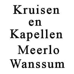 Kruisen en Kapellen Meerlo-Wanssum logo