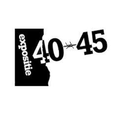 Expositie '40 - '45 logo